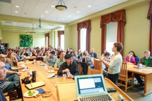 Professor Oreskes's FLS talk